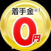 着手金※1 0円