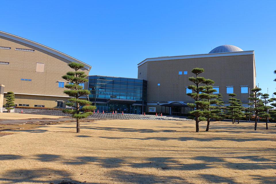 白井市文化センターの画像