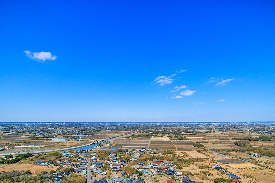匝瑳市吉崎周辺の画像